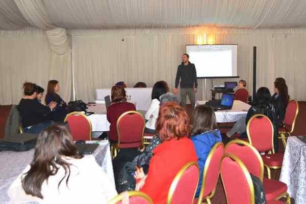 Participarea la Conferința Design Thinking for Libraries de la Târgu-Jiu